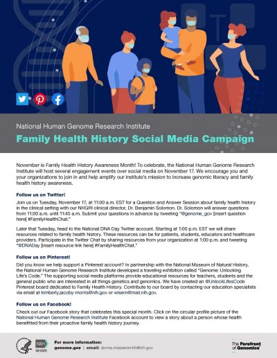 FHH Campaign Flyer